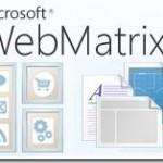 Crea, personaliza y publica tu sitio web con Microsoft Webmatrix