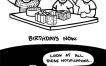 Los cumpleaños… antes y ahora [Humor]