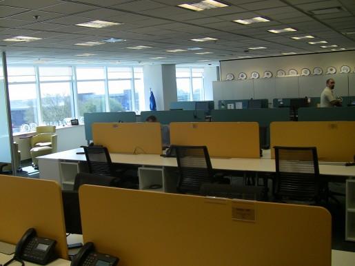 Recorrido en las oficinas de microsoft en buenos aires for Oficinas de microsoft