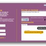 Aplicación de Chrome para enviar y recibir SMS de Personal