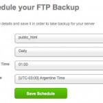 Dropmysite: Realiza backups automáticos de tus sitios