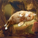 Obras de arte con… Gatos!