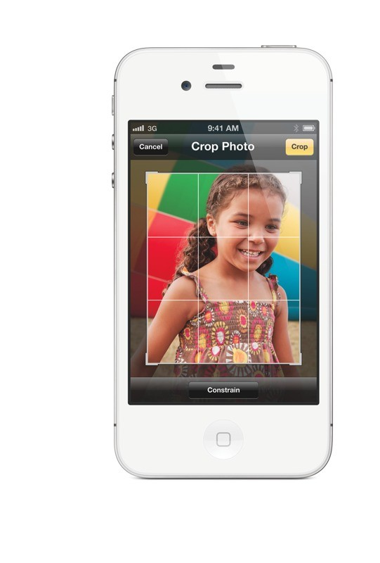 Apple iPhone 4S 16GB White купить в интернетмагазине