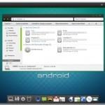 Tema de Android para Windows 7