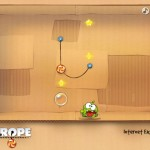 Jugar Cut the Rope online en HTML5