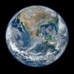La tierra a 8000 por 8000 pixeles [Fotografía]