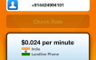 Vonage Mobile: App para hacer llamadas y enviar SMS gratis [Patrocinado]