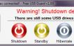 Programa que te avisa si te queda un pendrive conectado o un disco en el lector antes de apagar la PC