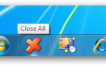 Cerrar todas las aplicaciones abiertas con un click o atajo de teclado [Windows]