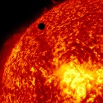 Las mejores fotografías de Venus frente al Sol [Galería]