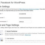 Facebook lanza plugin oficial para integración con WordPress