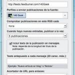 Publicar los nuevos posts de tu blog en Google+ de forma automática [Tutorial]