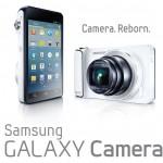 GALAXY Camera: La cámara con Android de Samsung