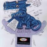 Ilusiones ópticas: El dragón que te mira