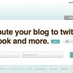 Dlvr.it: Publica tus posts en Facebook y Twitter automáticamente