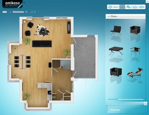 Amikasa Crear Dise Os En 3d Del Interior De Tu Hogar