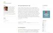 Ari, tema gratuito minimalista de WordPress para sitios personales