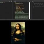 La Mona Lisa recreada íntegramente en CSS