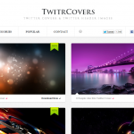 TwitrCovers, covers gratuitos para tu perfil de Twitter
