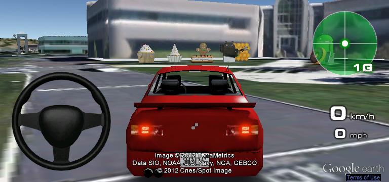 3d driving simulator es un nuevo juego que te permite conducir en