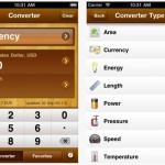 GlobeConvert: Conversor de unidades y monedas gratuito, el mejor aliado en los viajes [iOS]