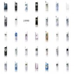 La evolución de los teléfonos móviles [Imagen]