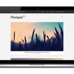 PHOTOPIA, nuevo tema gratuito WordPress para fotógrafos