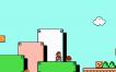 Super Mario Bros 3 creado puramente con CSS3