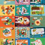 Comida tradicionales Navideñas en 24 países [Infografía]