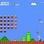 Wallpaper de Mario para el 2013