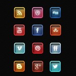 Los 40 mejores paquetes de iconos gratuitos del 2012