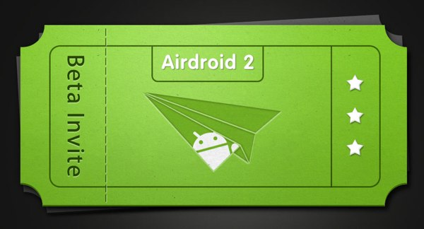 AirDroid Beta Invite