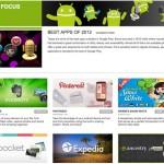 Las mejores aplicaciones y juegos Android de 2012