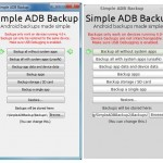 Hacer backups de Android sin root con Simple ADB Backup