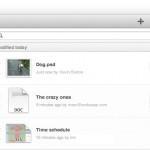 Archy, el mejor cliente de Google Drive para Mac