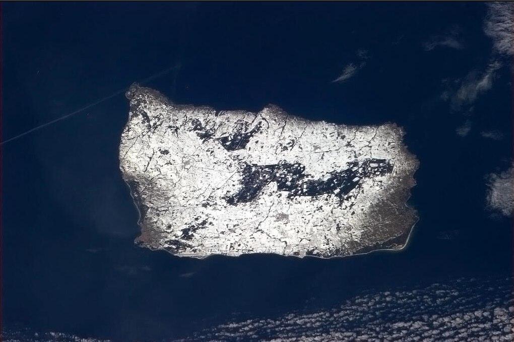 Isla Bornholm, Dinamarca