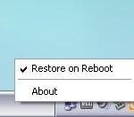 Restaurar Windows en cada reinicio con Reboot Restore Rx