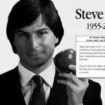 Tributo a Steve Jobs a través de un Macintosh