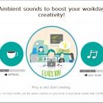 Mejora tu productividad y creatividad con Coffitivity