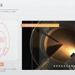 Mira como un robot dibuja tu rostro en vivo