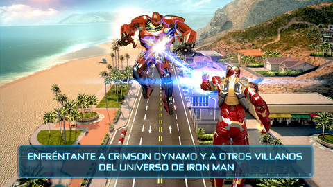 Iron Man 3 para iphone 2
