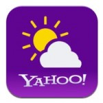 Yahoo! presenta su aplicación del tiempo para iOS