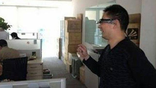 La alternativa china a las Google Glass