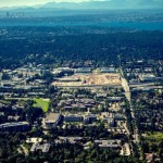 Increíble Time Lapse muestra la construcción del campus de Microsoft en Redmond