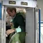 Cómo duermen los astronautas en la ISS