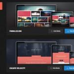 Excelentes plantillas responsive en HTML5 y CSS3 gratis desde HTML5 Up!