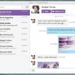Viber lanza clientes de escritorio para Windows y Mac