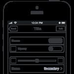 WireKit: Completo kit para crear wireframes de aplicaciones iOS