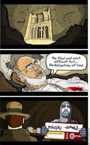 Indiana Jones y el último desafío [Humor]
