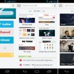 Next Browser se suma a los navegadores para Android